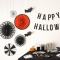 6 Eventails Déco Halloween Fantaisie images:#2