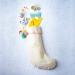 Grande Botte Cadeau à pompons (52 cm). n°2