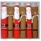 6 Maxi Crackers Père Noël et Renne (28 cm) images:#0