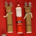 6 Grands Crackers Père Noël et Renne. n°3