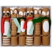 6 Crackers Animaux de la Forêt. n°1