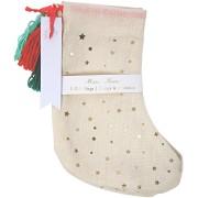 3 Sacs Cadeaux Bottes (22 cm)
