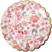 8 Assiettes Liberty Fantaisie. n°7