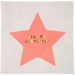 16 Serviettes Magic Stars Happy Birthday. n°6