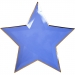 8 Assiettes Etoiles Magic Stars. n°2