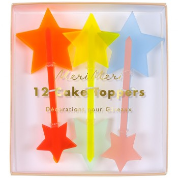 12 Pics Etoiles Magic Stars