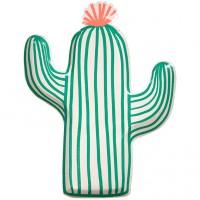 Contient : 1 x 12 Assiettes Cactus Party