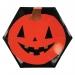 8 Assiettes Halloween Band (26 cm). n°4