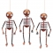 8 Squelettes Cuivre à Suspendre (24 cm) images:#0