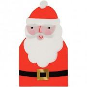 16 Serviettes Père Noel