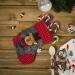 8 Assiettes Joli Noël. n°2