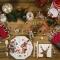 8 Gobelets Renne Joli Noël images:#4