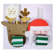 4 Sans-Gênes Père Joli Noël