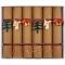 6 Petits Crackers Faon dans la Forêt (19 cm) images:#0