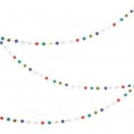 Bobine Mini Guirlande Etoiles Casse Noisettes (4,5 m)