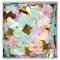 Gros Confettis Pastel Iridescents (1,5 cm) images:#0
