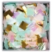 Gros Confettis Pastel Iridescents (1,5 cm). n°1