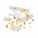 6 Petits Crackers Confettis Etoiles (17 cm). n°2