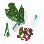 Mini Pinata Cadeau Cactus (14 cm)