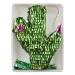 Mini Pinata Cadeau Cactus (14 cm). n°3