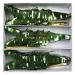 3 Mini Pinata Déco/Cadeau Crocodile (14 cm). n°2