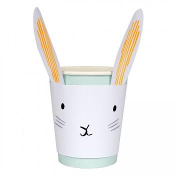 12 Gobelets Lapin Bunny