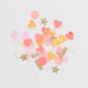 Confettis Love Pink
