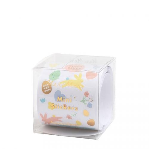 Rouleau Mini Stickers Pâques