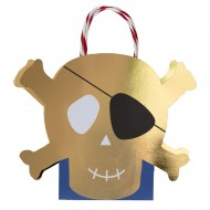 8 Sacs Cadeaux Golden Pirate