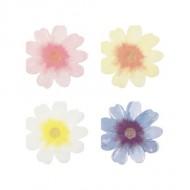 16 Serviettes Fleurs de Printemps (16,5 cm)