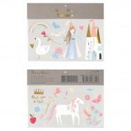 Tatouages Princesse Magique