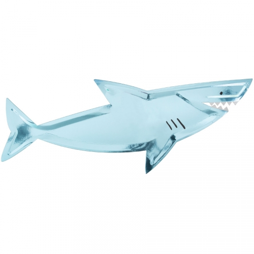 4 Plateaux Requin (56 cm) - Sous la Mer