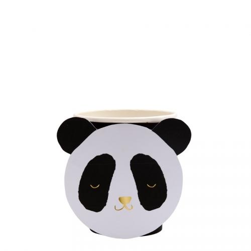 8 Gobelets Petit Panda