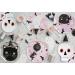 8 Petites Assiettes - Chat Noir. n°2