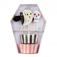 Kit Cupcakes - Halloween Iridescent