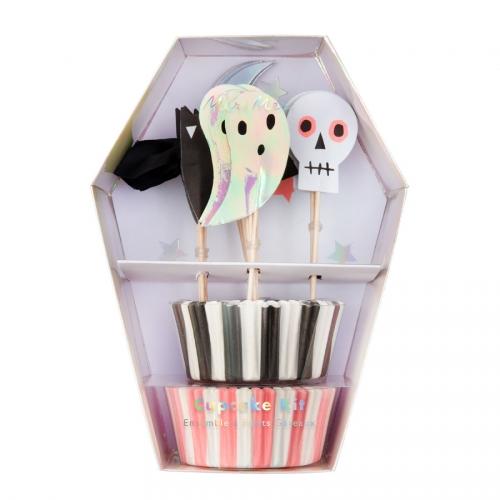 Kit Cupcakes - Halloween Iridescent