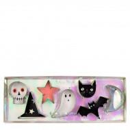 7 Minis Emporte-pièces - Halloween