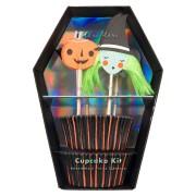 Kit Cupcakes - Halloween Party