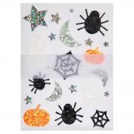 10 Planches de Stickers Halloween