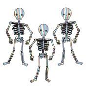 3 Squelettes Géants - Iridescent