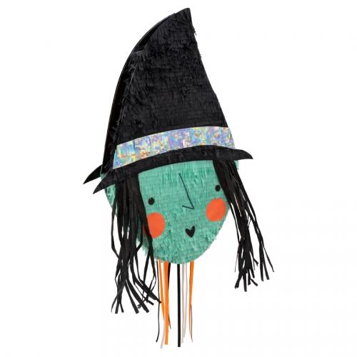 Pull Pinata Sorcière - Halloween