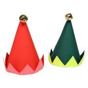 8 Chapeaux Elfe