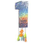 Pull Pinata Iridescente - Chiffre 1