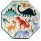 8 Assiettes - Royaume des Dinosaures images:#0