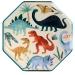 8 Assiettes - Royaume des Dinosaures. n°1