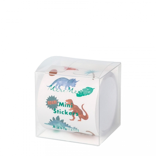 500 Minis Stickers - Royaume des Dinosaures
