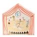 Contient : 1 x 8 Grandes Assiettes - Cirque. n°2