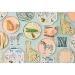 8 Grandes Assiettes - Savane. n°5