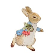 12 Assiettes Lapin - Pierre Rabbit