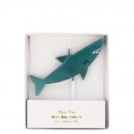 1 Grande Bougie - Requin